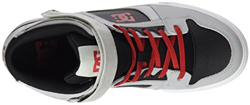 DC Shoes Spartan High Ev B, Sneakers  garçon Gris