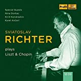 Richter plays Liszt and Chopin live in Moscow 1948-1963: Sviatoslav Richter -