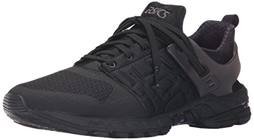Asics GT-DS Synthétique Chaussure de Course Black-Black