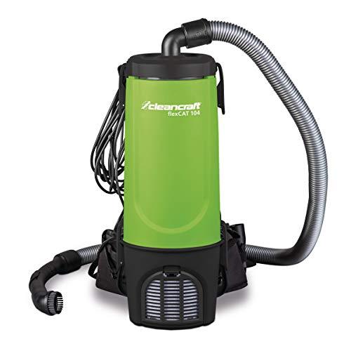 Stürmer Cleancraft Cleancraft Spezialsauger flexCAT 104, Behälter 4 l, mit Tragegurt, Rucksacksauger, umfangreiches Zubehör - 7003115