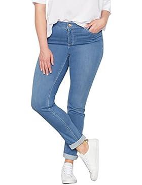 Castaluna Donna Jeans Slim Str