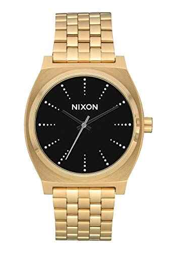 Nixon Unisex Adult Analogue Quartz Watch with Stainless Steel Strap A045-2879-00