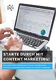 Starte durch mit Content Marketing: Baue Vertrauen und Expertenstatus auf, steigere deine Reichweite und gewinne neue Kunden mit Content Marketing.