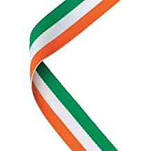 10 Stück Medaillenband 11mm schmal Band in 26 Farben mit Aufhänger für Medaille Pokale & Preise