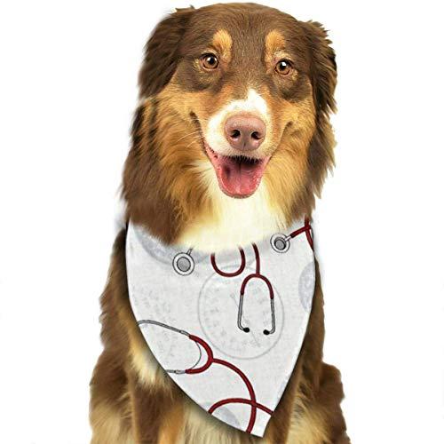 Multi Plaid Reversible Hut - Rghkjlp Nurse Doctor Pet Bandana Washable