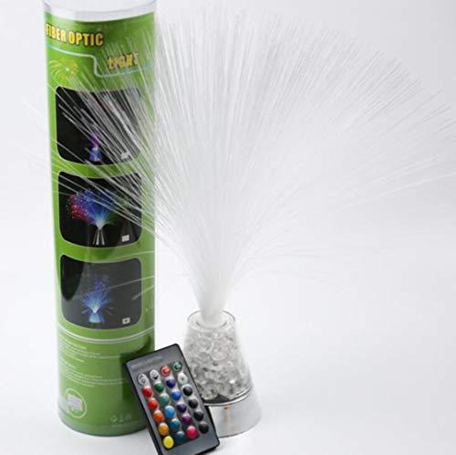 (Mini-Glasfaser-Licht-Sensor Blume, Kreative Nachtlicht LED-Star-Fernbedienung Glasfaser-Licht, Kinder Schmücken Schlafzimmer, Wohn-Und Veranstaltungsort)