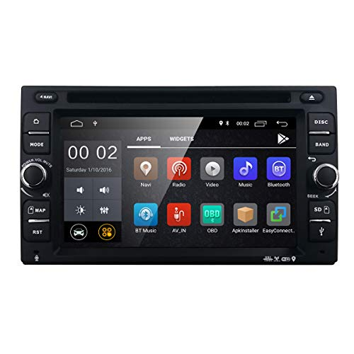 Android 8.1 Car Stereo Quad Core 16GB+ 2GB Double