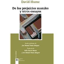 De los prejuicios morales y otros ensayos (Clásicos - Clásicos Del Pensamiento)