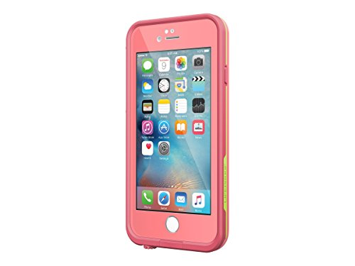 LifeProof Fre Custodia per iPhone 7 Plus, Nero Asfalto Rosa