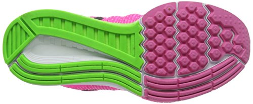Nike Air Zoom Structure 19, Scarpe da Trail Running Donna, Rosa (Pink Blast/Blck/Elctrc Green/White), 38 EU Rosa (Pink Blast/Blck/Elctrc Green/White)