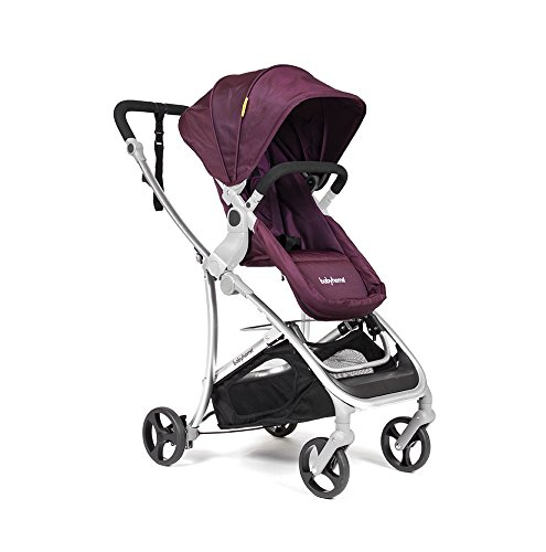 Babyhome VidaPlus - Coche, color purpura