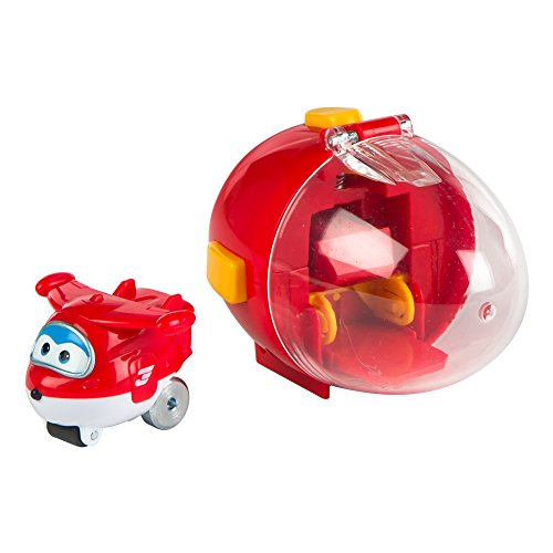 Super Wings - Huevo lanzadera Jett (ColorBaby 85111)