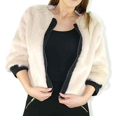 Frauen 100/% Echten Kaninchenfell Mantel Kurze Exakte Casual Pullover Weste Weste