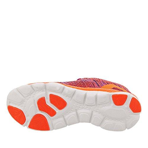 CMP Butterfly Nebula Sneaker ORANGE FLUO-MALVA