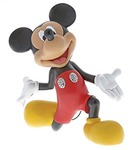 Mickey Mouse UK & ni 90th Anniversary Limited Edition 25 cm
