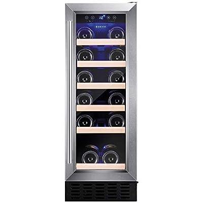 Amica AWC300 Slimline Freestanding Undercounter Wine Cooler
