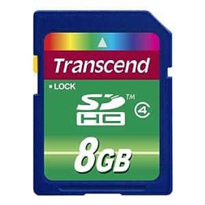 Carte mémoire pour Appareil Photo Numérique Samsung NX1000 8GB en haute carte mémoire de capacité