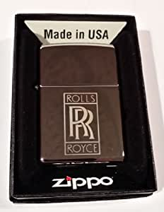 ROLLS ROYS Collectible ZIPPO Lighter