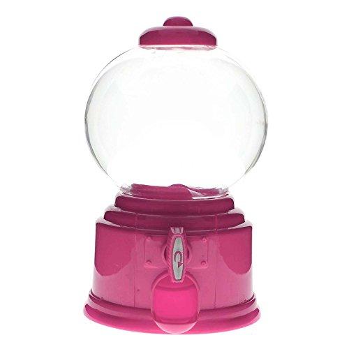 Dispensador de caramelos o chicles, rosa