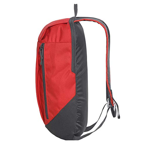 Quechua Nylon 10 LTR Red Travel Backpack(Hiking Backpack) Image 2