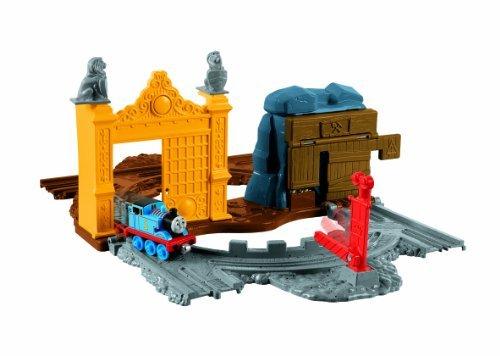 Mattel Thomas y sus amigos - Pista del tesoro Take-n-Play