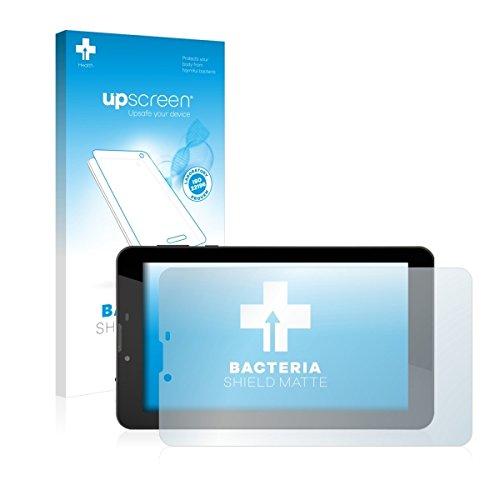 upscreen Bacteria Shield Matte Displayschutz Schutzfolie für GoClever Quantum 700 Mobile Pro (antibakterieller Schutz, matt - entspiegelt)