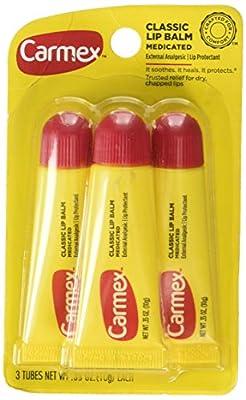 Carmex 3x Lip Moisturizing