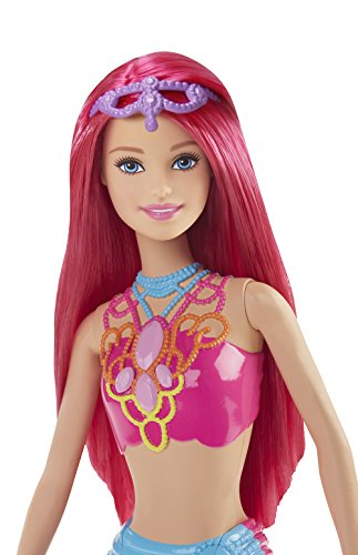Image of Barbie Mermaid Rainbow Fashion