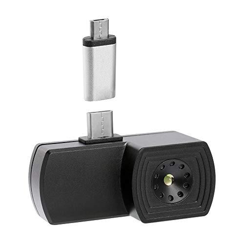 Leepesx Multifunktions-Handy Externe Infrarot-Wärmebildkamera für Android mit Adapter