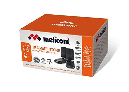 Meliconi-AV-100-Mini-Trasmettitore-di-Segnali-AudioVideo-Senza-Fili-Banda-di-Trasmissione-58-Ghz-Nero
