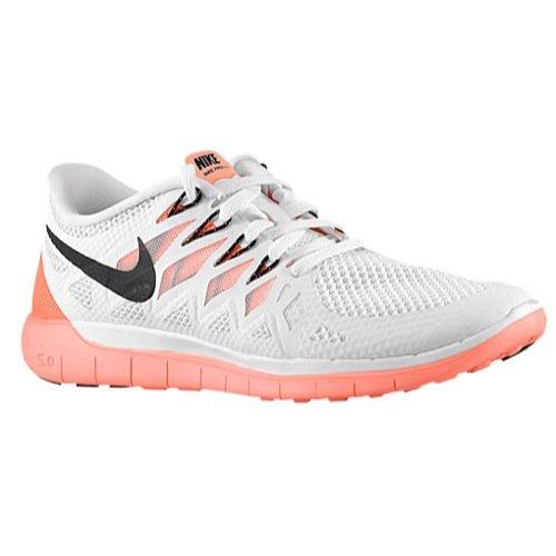 Nike Wmns Free 5.0 unisex adulto, tela, sneaker bassa, 38 EU