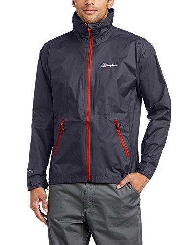 Berghaus Men's Stormcloud Waterproof Jacket – Carbon, Large