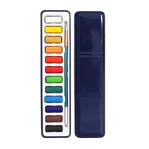 Liderpapel 58624 Farbk/ästen 12er set