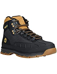 8d770bfbdc Timberland Euro Hiker Shell Toe Jacquard Shoes Men Black/Wheat 2018 Schuhe
