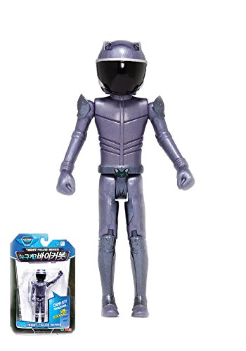 TOBOT Charakterfigur [Bikerbot] Action-Figur Spielzeug Bad Guy (Bad Spielzeug Guy)