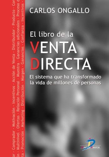 El libro de la venta directa por Carlos Ongallo