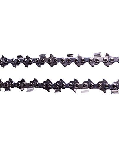 """KOX Sägekette Vollmeißel, für Stihl Motorsägen, 50 cm Schnittlänge, mit 3/8\"""" Teilung, 1.6 mm Nutbreite, 72 Treibglieder"""