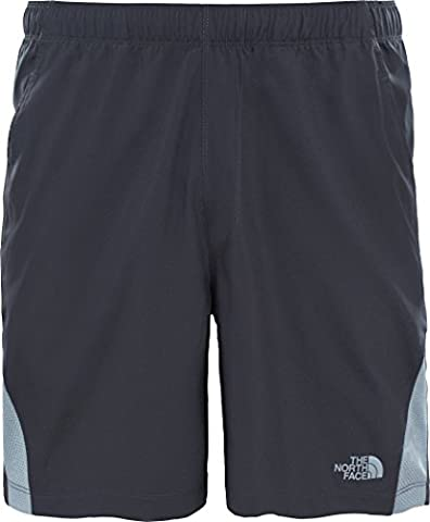 The North Face Reactor Running Pant grey Size M 2017 sport pants