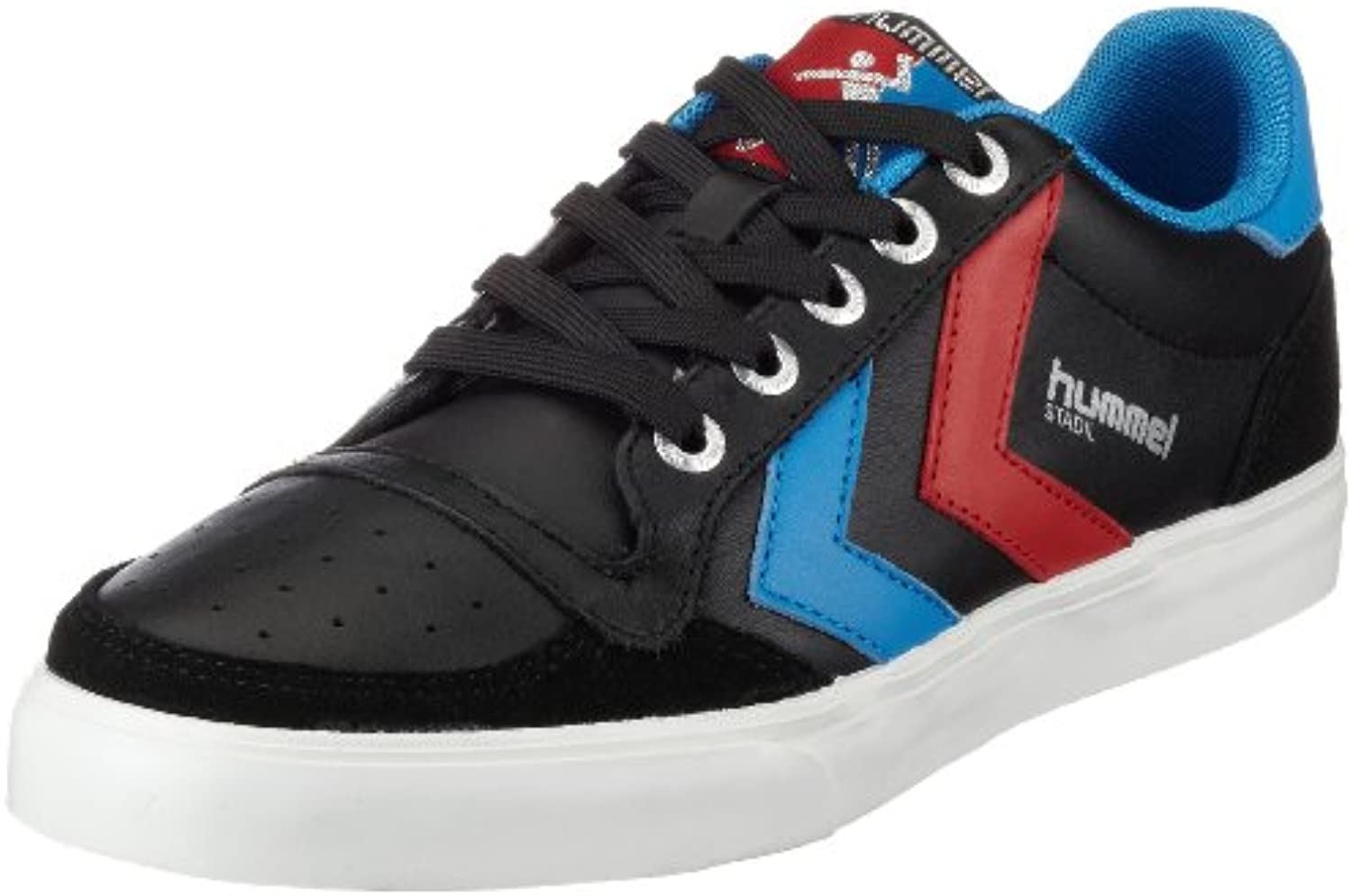 Hummel STADIL LOW 63 064 2640 Unisex   Erwachsene Fashion Sneakers
