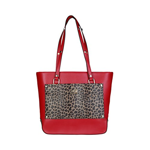 Cavalli Class - Sac porté épaule pour femme (C43PWCDS0092_060-RED) - Rouge