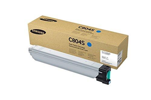 Preisvergleich Produktbild Samsung CLT-C804S / ELS Original Toner (Kompatibel mit: SL-X3280NR / X3220NR) cyan