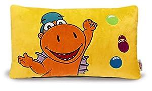 NICI 40692-Cojín El pequeño dragón Coco, Rectangular 43x 25cm
