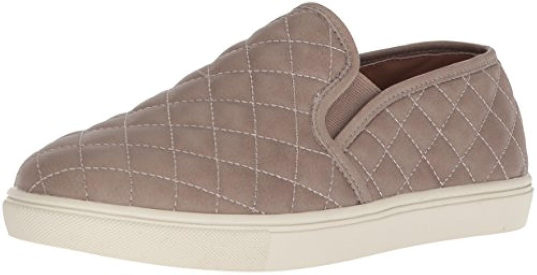 Steve Madden Wouomo Ecentrcq scarpe da ginnastica, grigio, 8.5 Wide   Di Qualità Superiore    Scolaro/Ragazze Scarpa