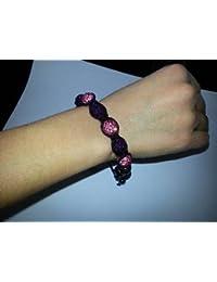 Daniadream - Bracelet Shamballa Multicolores
