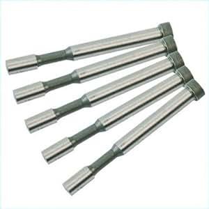 Silverline-Grignoteuse pneumatique Emporte-pièce et pochoirs 10 pièces