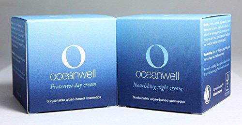 Oceanwell Geschenkset Tages- und Nachtcreme