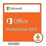Microsoft Office 2019 Professional Plus 2019 Retail Key Card