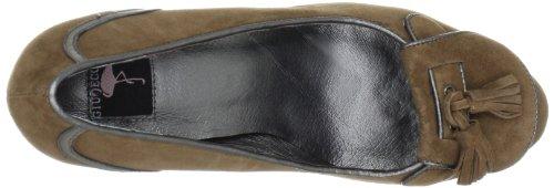 Giudecca Abad AW12JY071, Scarpe col tacco donna Beige (Beige (Camel 2))