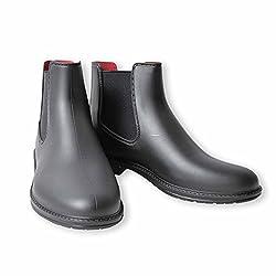 Schuhe Reitstiefelette Axona schwarz (40)