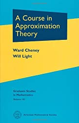 A Course in Approximation Theory (Graduate Studies in Mathematics)